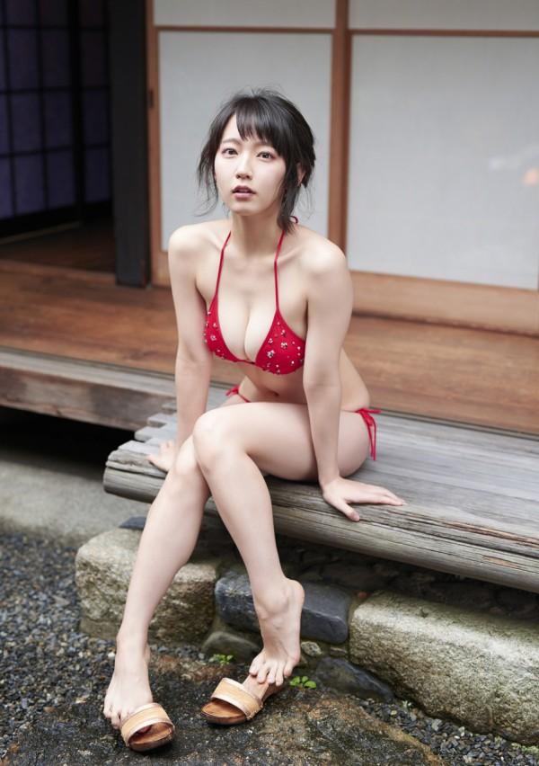 グラビアが本意ではない事を暴露した吉岡里帆、ドラマで思い切りエ□い着衣巨乳を披露